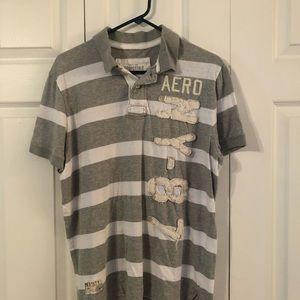 Aeropostale's Men's Polo Shirt